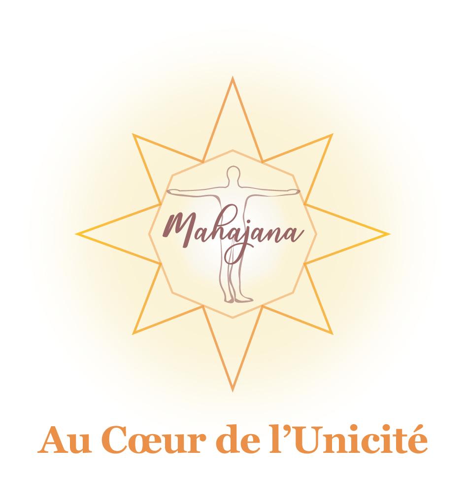 Mahajana.fr - Logo - Au Coeur de l'Unicité